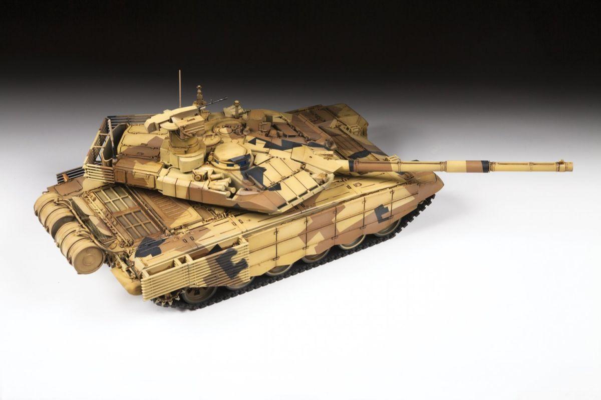 726e5c5cf139 Russian Main Battle Tank T-90MS Zvezda 3675