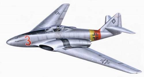 Me-262 HG - Image 1