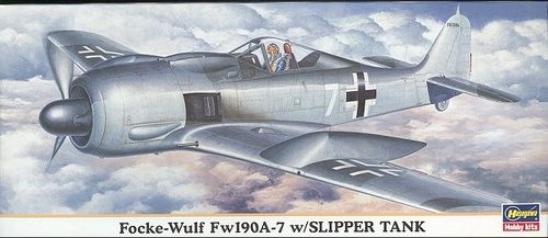 FW 190A-7 with Slipper tank - Image 1