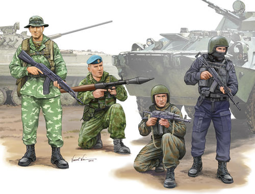 Russian Special Operation Force - Image 1