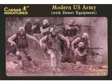 Modern US Army with desert equipment - Image 1