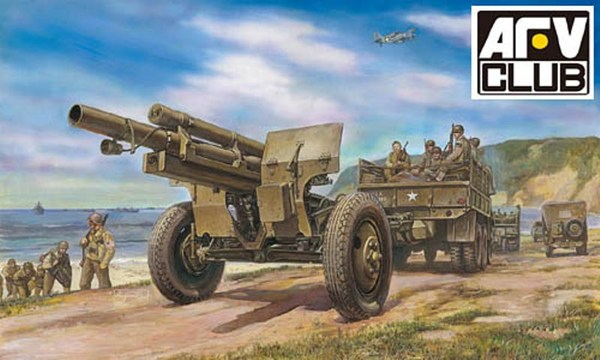 American M2A1 105mm Howitzer and Carriage M2 - Image 1
