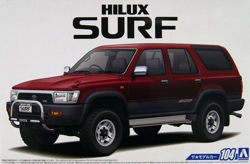 Toyota VZN130G Hilux Surf SS - Image 1
