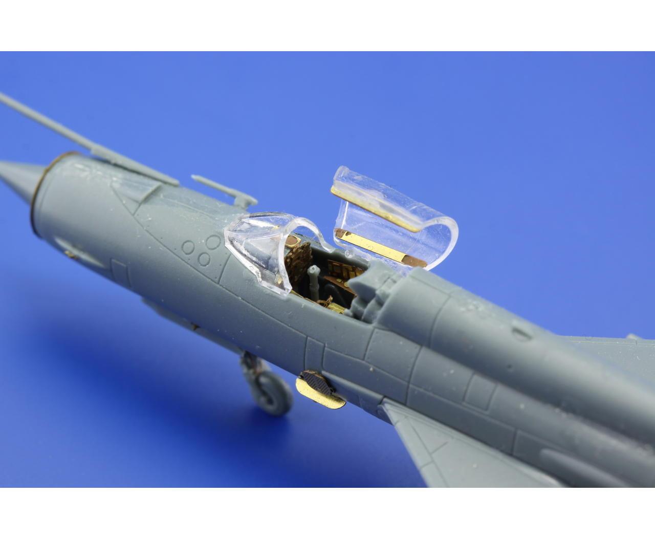 Quickboost 1//48 MiG-21PFM//MiG-21MF//MiG-21BIS//MiG-21SMT Ejection Seat # 48507