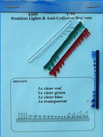 Position lights & anti-collision beacosn