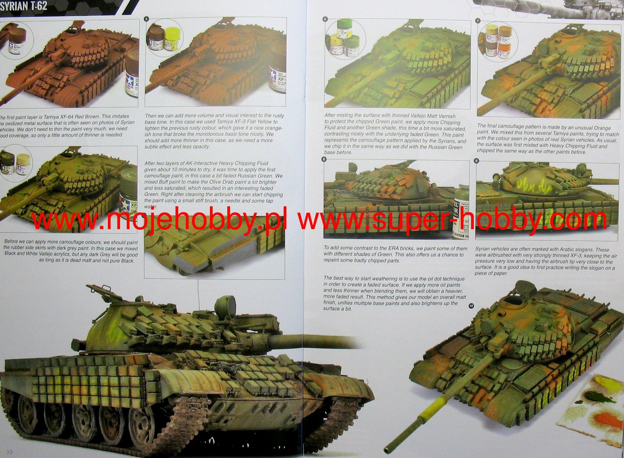 Abrams Squad nr 5 - M-48A3 Vietnam, Ultra Schratch: MRAP Husky 1/48