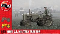 WWII U.S. Military Tractor - Image 1
