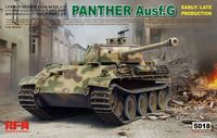 Panther Ausf.G Early/Late - Image 1
