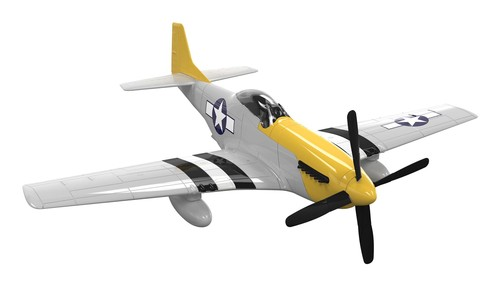 QUICK BUILD Mustang P-51D - Image 1