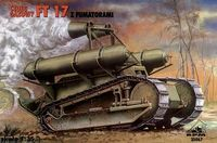 FT-17 Gas-Tank - Image 1