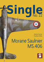 Morane Saulnier MS.406 (French Air Force markings)