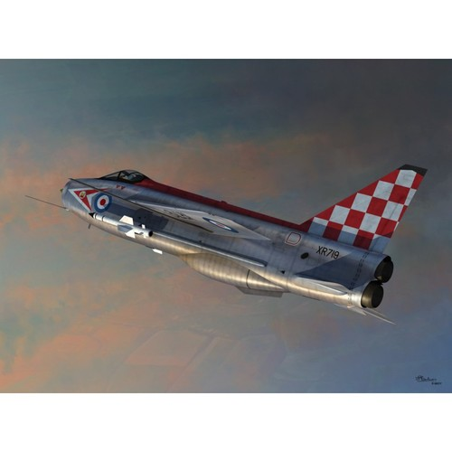English Electric Lightning F.3 - Image 1
