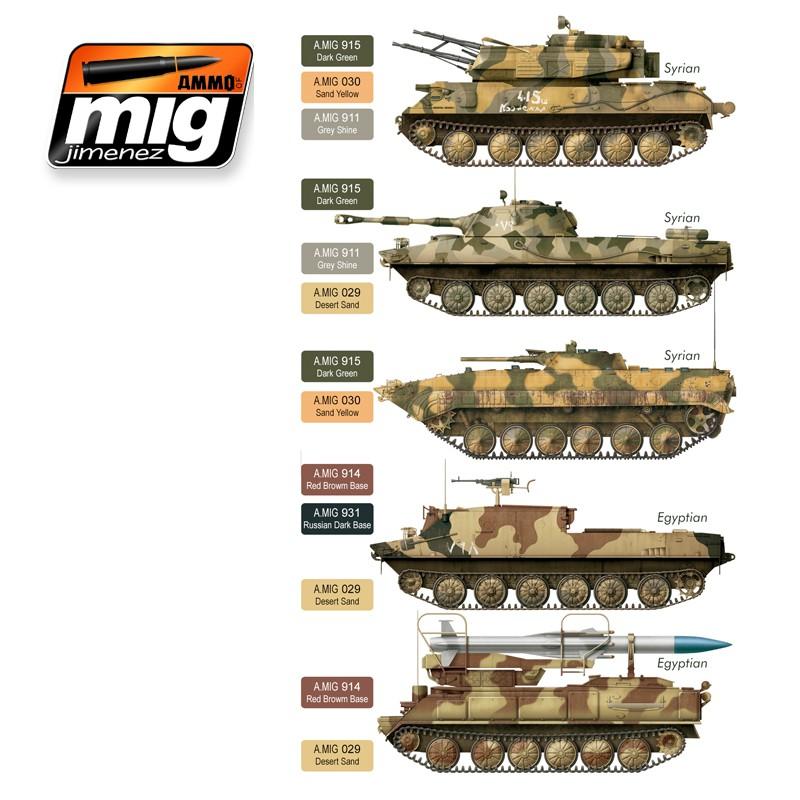 Kuvahaun tulos haulle AMIG 7113 Yom Kippur War Colors